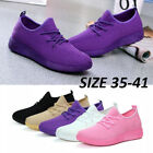 Women's fashion casual sport shoes flats sneakers running shoes breathable shoes