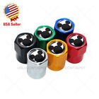 Hex Cute Mickey Mouse Logo Emblem Car Wheels Tire Air Valve Caps Stem Dust Cover $8.99 USD on eBay
