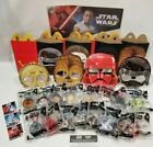 The Rise of Skywalker Star Wars McDonalds Happy Meal Toys 1-16  Complete Sets