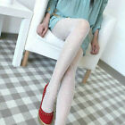 Fashion Sexy Women's Lace Patterned Pantyhose Tights Stocking Lingerie Ones Size
