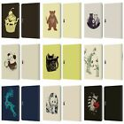 OFFICIAL TOBE FONSECA ANIMALS 2 LEATHER BOOK CASE FOR MICROSOFT SURFACE TABLETS