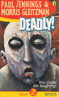 Deadly!: Brats: Book 2: Starkers by Paul Jennings, Morris Gleitzman Paperback...