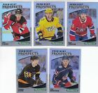 2019-20 19-20 PARKHURST HOCKEY PROMINENT PROSPECTS INSERTS 1-25 PICK YOUR PLAYER $1.49 USD on eBay