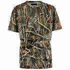 Percussion Wetland Camo T-Shirt, Shooting, Fishing