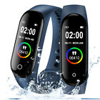 New Smart Watch Band Heart Rate Blood Pressure Monitor Tracker Fitness Wristband