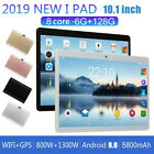 10.1 Tablet Pc Camera Wifi Android 9.0 Octa Core 6 128gb Dual Sim 3g Phablet Xin