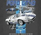 Ford GT40 World Beater T-Shirt - We Ship Worldwide And FREE to All Of The USA!