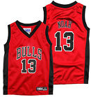 Outerstuff NBA Youth Chicago Bulls Joakim Noah #13 Dazzle Jersey, Red on eBay