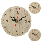 12 Inch Retro Vintage Round Wall Clock Battery Operated Silent Home Office Decor