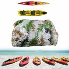 Helpful Kayak Cover Protects Boat Against Dust UV Rays Rain Snow Canoe Protector
