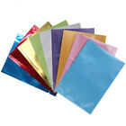 NEW Various Size Heat Sealed Aluminum Foil Mylar Bag Powder Pack Vacuum Pouches