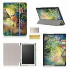 For Lenovo TAB 4 10 TB-X304F/N Smart Tri-Fold PU Leather Case Stand Cover