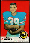 1969 Topps Football - Pick A Card $9.99 USD on eBay