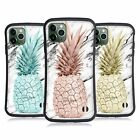 OFFICIAL NATURE MAGICK PINEAPPLE ON MARBLE HYBRID CASE FOR APPLE iPHONES PHONES