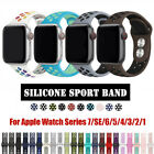 Kyпить For NK+ Apple Watch Series 1 2 3 4 5 Silicone Sport iWatch Band Strap на еВаy.соm