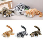 Cute+Rolling+Wagging+Tail+Cat+Plush+Stuffed+Pet+Animal+Model+Toy+Home+Room+Decor
