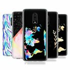 OFFICIAL TANGERINE-TANE PAINTERLY DESIGNS SOFT GEL CASE FOR AMAZON ASUS ONEPLUS