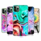OFFICIAL HAROULITA FLORAL GLITCH 2 HARD BACK CASE FOR APPLE iPHONE PHONES