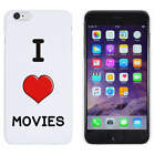 'I Love Movies' Mobile Phone Cases / Covers (MC001707)