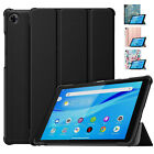 MoKo Smart Shell Stand Cover Leather Triple-fold Case for Lenovo Tab M8/M7 2019