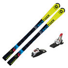 2018 Volkl Junior Racetiger Speedwall SL R Skis w/ Marker Race 10 TCX Bindings |
