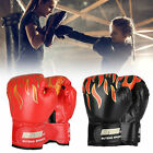 1 Pair 5 Oz Boxing Gloves Junior Kids Training Boxing Glove Children Age 3-12