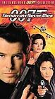 Tomorrow Never Dies VHS Tape (James Bond 007 Collection) $13.33 CAD on eBay