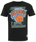 FISLL NBA Basketball Men's New York Knicks Distressed Team Logo T-Shirt on eBay