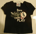 MAJESTIC Chicago White Sox Shirt Short Sleeve Shirt 12 18 or 24 Month Choice NWT on Ebay