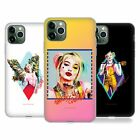OFFICIAL BIRDS OF PREY DC COMICS HARLEY QUINN GEL CASE FOR APPLE iPHONE PHONES