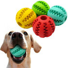 Aggressive Molar Chew Toys for Large Dogs  Rubber Ball Food Dispenser&Toothbrush