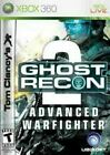 Ghost Recon Advanced War Fighter 2 Microsoft Xbox 360 Game Authentic