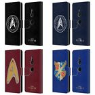 OFFICIAL STAR TREK: PICARD BADGES LEATHER BOOK WALLET CASE FOR SONY PHONES 1 on eBay