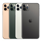 Apple iPhone 11 Pro 64/256/512GB Green Space Gray Silver Gold GSM Unlocked