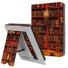 For Kindle Paperwhite 10th Gen 2018 Case Stand Cover w/ Card Slot & Hand Strap