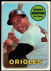 1969 Topps Baseball - Pick A Player - Cards 441-664