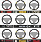 NFL Steering Wheel Covers Embroidered Choose Your Team $19.46 USD on eBay