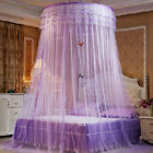 Foldable Elegant Dome Bedding Mosquito Net Canopy Princess Bed Tent Curtain Home image