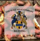 BEEF BILTONG - Best Quality & Price includes postage!