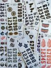NHL Hockey Helmet Decal Sticker - Choose Your Team $6.79 USD on eBay