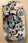 LG 800G Cell Phone Cover,  Case Protector Snap On Floral Design
