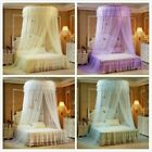 Elegant Dome Bedding Mosquito Net Canopy Princess Bed Tent Curtain Foldable Home image