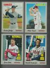 2019 Topps Heritage Short Print SP  Lot You Pick  from 401 - 500 Trout Acuna