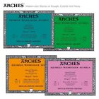 Arches Watercolor Paper Blocks for Artist - Professional (Preorder)