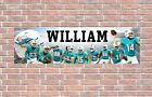 Miami Dolphins 2020 Roster Personalized Poster Customized Banner w/ Frame Option $27.5 USD on eBay