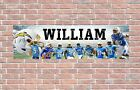 Los Angeles Chargers 2020 Roster Personalized Poster Custom Banner Frame Options $15.0 USD on eBay
