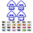 Splatoon Squid vinyl decal Sticker f Car Window Bumper Bike Wall Laptop Macbook
