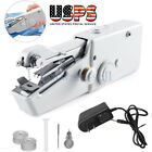 Купить Mini Portable Smart Electric Tailor Stitch Hand-held Sewing Machine +Charger