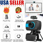 New Upgrade HD Webcam USB Computer Web Camera for PC Laptop Desktop HD Video Cam