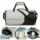 Gym Duffel Bags 20L Canvas Travel Bag Waterproof Fitness Shoes Compartment Shoe